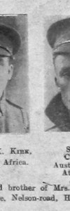 Cruttenden, Albert Edward