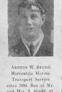 Arthur W Studd