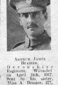 Arthur James Brasier