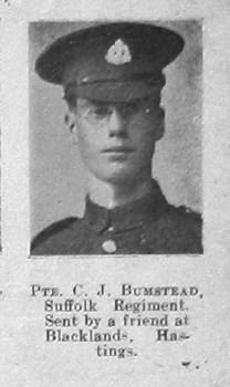 C J Bumstead