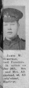 Bumstead, James William