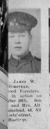 Bumstead, James William