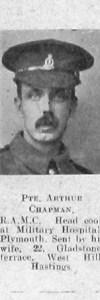 Chapman, Arthur