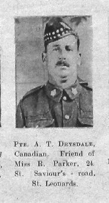 A T Drysdale