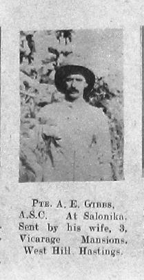 Gibbs, A E