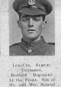 Samuel Coussens