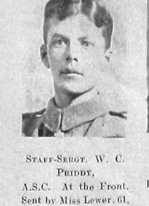 William C Priddy