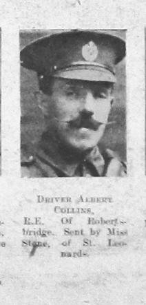 Collins, Albert