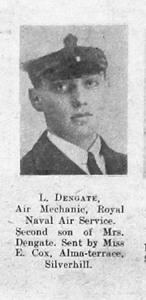 Leslie Henry Dengate