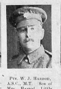 William J Harrod