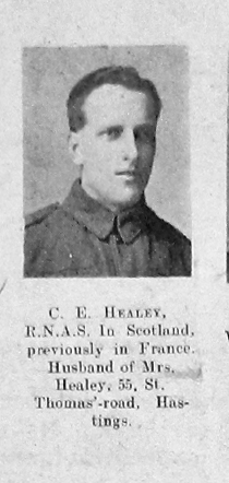 Healey, Charles Edward
