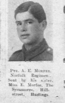 Albert Edward Morfee