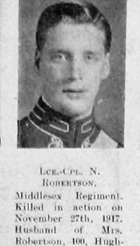Noel Robertson