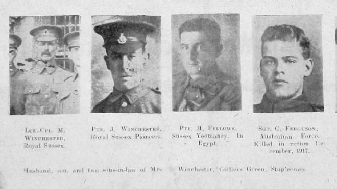 Winchester, Fellows & Ferguson