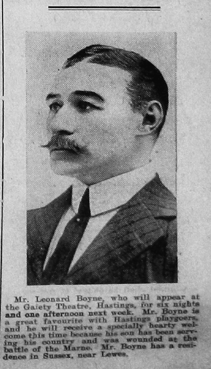 Leonard Boyne