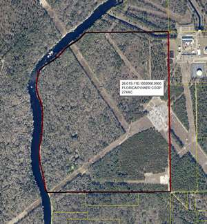300x324 Duke Suwannee Plant, in Duke Energy Center, by John S. Quarterman, for WWALS.net, 16 August 2014