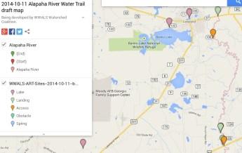 842x532 Legend Central ARWT, in Wwals art map, by John S. Quarterman, for WWALS.net, 11 October 2014