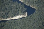 Under Suwannee River, 30.4078700, -83.1561750
