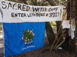 Sacred Water Camp, Enter with Peace and Spirit