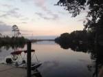 St Marys River downstream Downstream