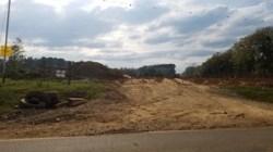 Tires, trash, Sabal Trail, w. of Ouslie Road, 30.7684843, -83.4192938