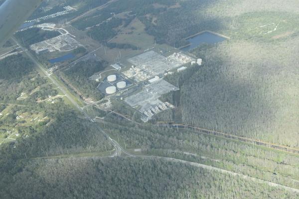 NW past Central Florida Pipeline Corp. to Reunion Compressor Station, 6781 Osceola Polk Line Rd, Davenport, FL 33896,