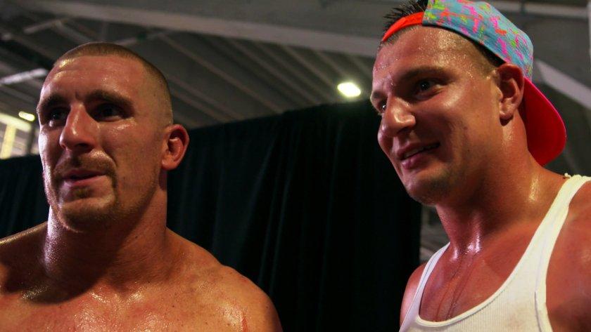 Mojo and Gronk, source: WWE