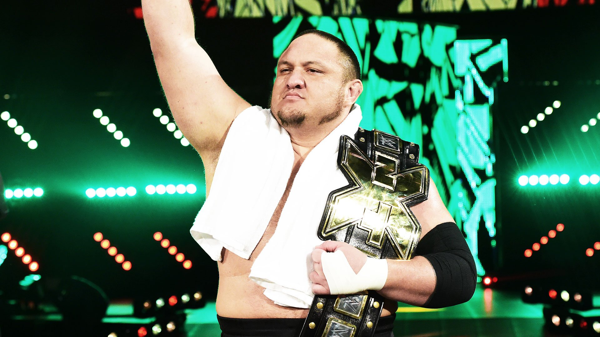 Image result for samoa joe nxt