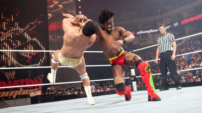 Elimination Chamber 2011 - Kofi Kingston vs. Alberto Del Rio