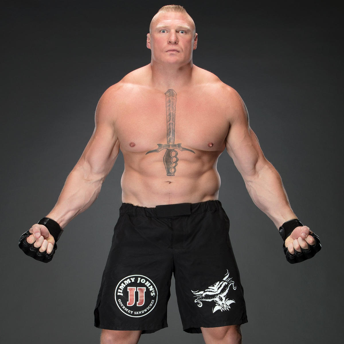 Brock Lesnar may be the only Superstar capable of throwing Big Show around like he's a lightweight.