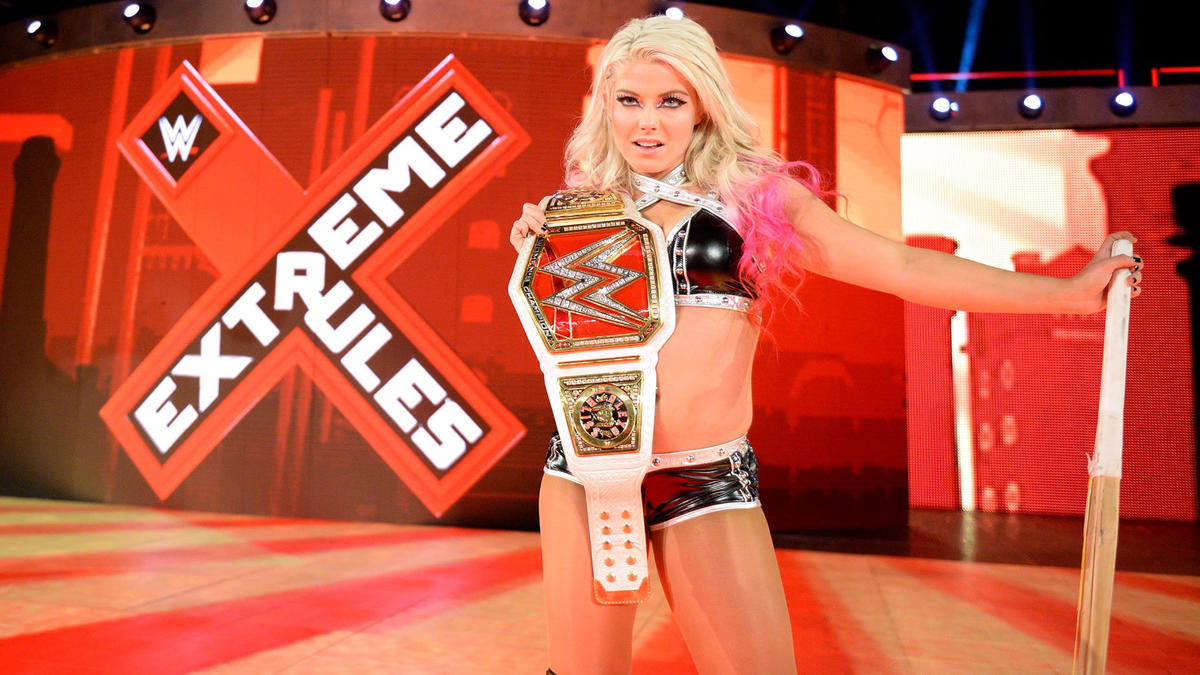Alexa Bliss walks out of Baltimore with the Raw Women's Championship still intact.