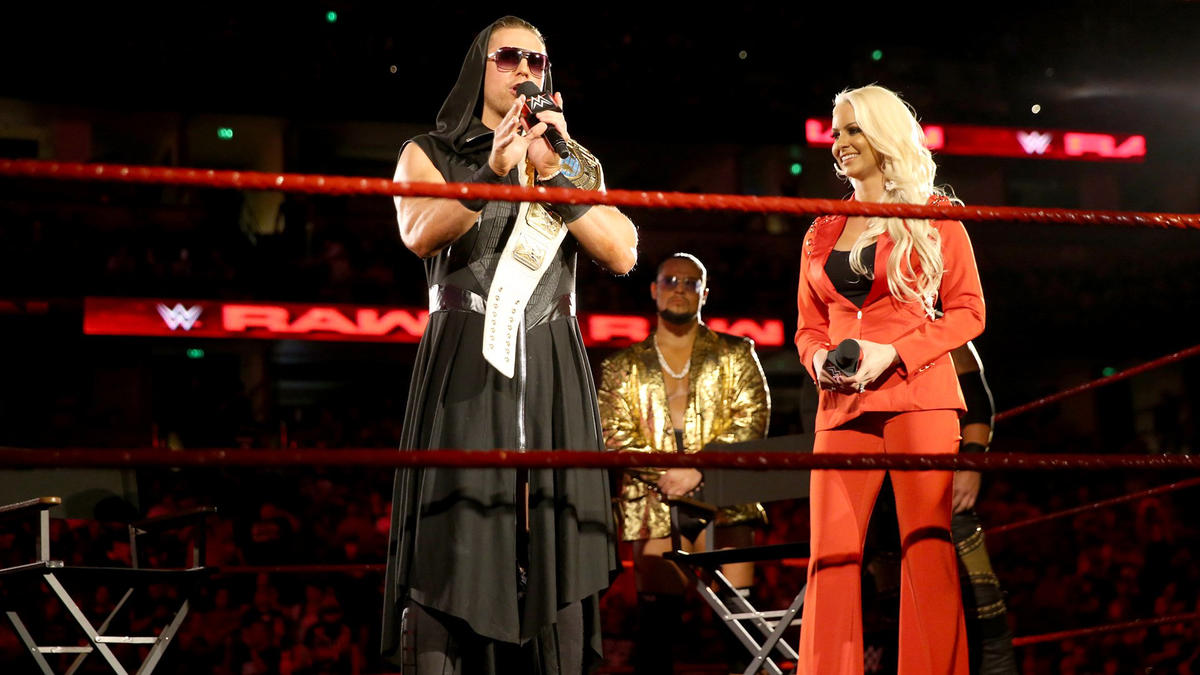 Image result for Miz & Maryse announce having a baby