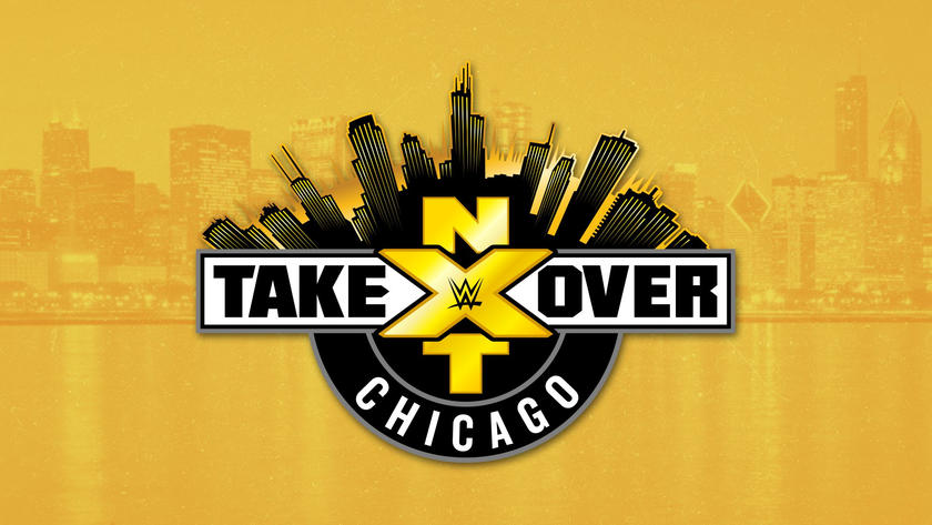 Image result for NXT TakeOver: Chicago