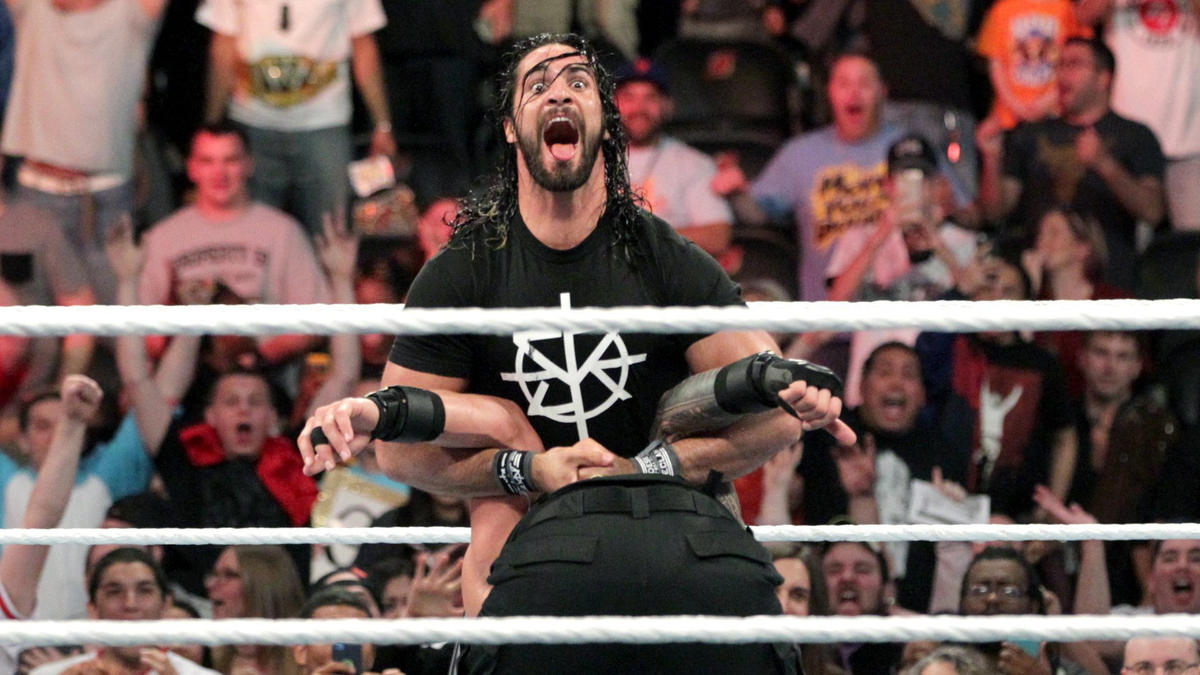 Image result for seth rollins return