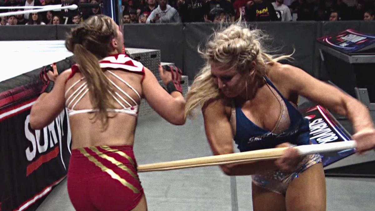 Relive Charlotte Flairs Ruthless Attack On Ronda Rousey SmackDown LIVE Nov 20 2018 WWE