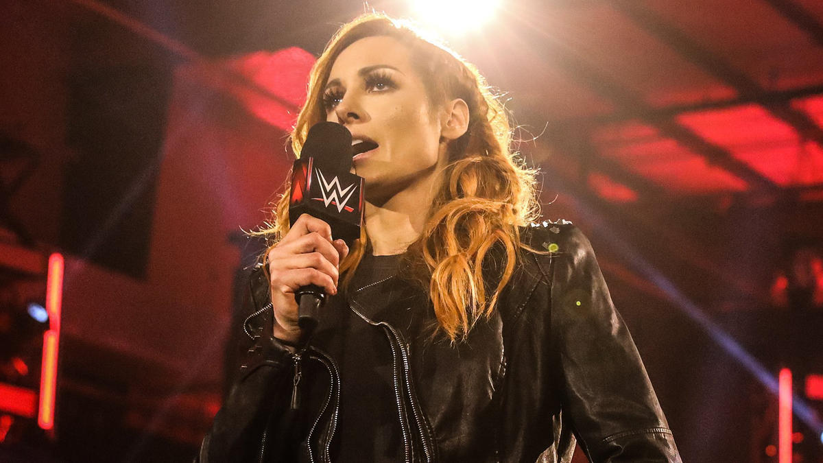 Becky Lynch's father passes away