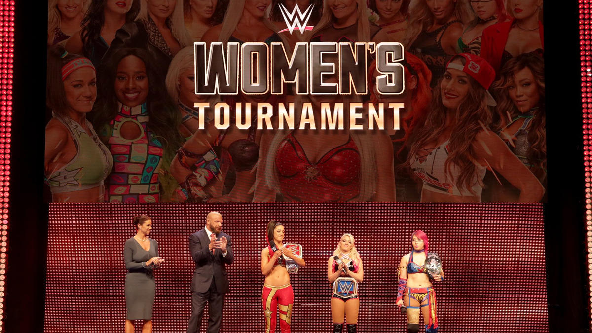 Image result for wwe women's tournament 2017