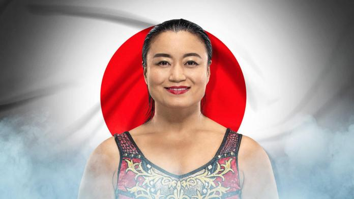 Meiko Satomura   WWE