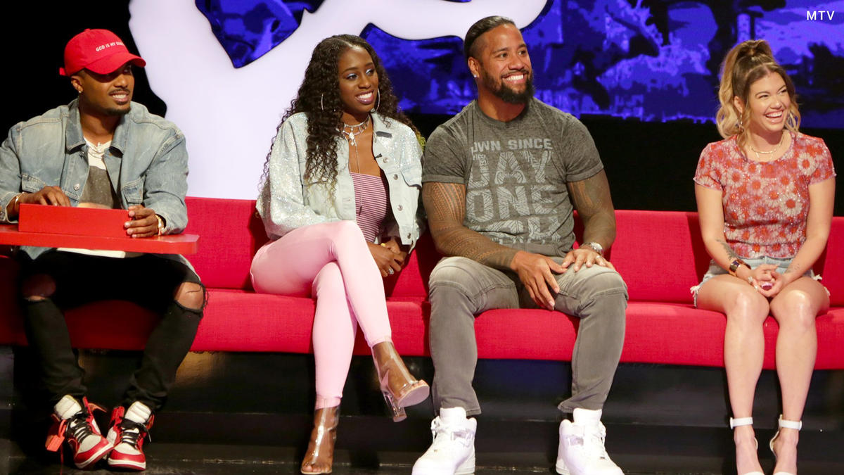 """Jimmy Uso and Naomi to appear on MTV's """"Ridiculousness"""" 