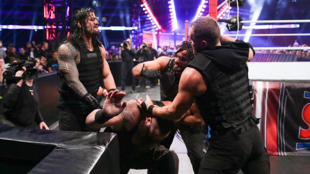 WWE Yearly Review: 2018 Pay-Per-View Match Rankings - TSJ101