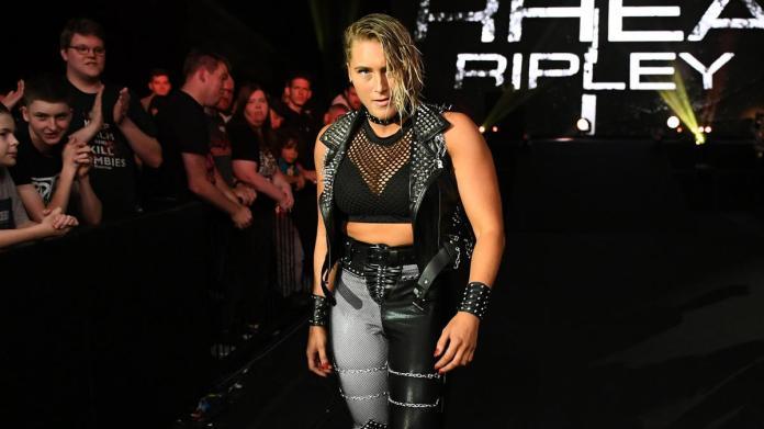 Rhea Ripley | WWE