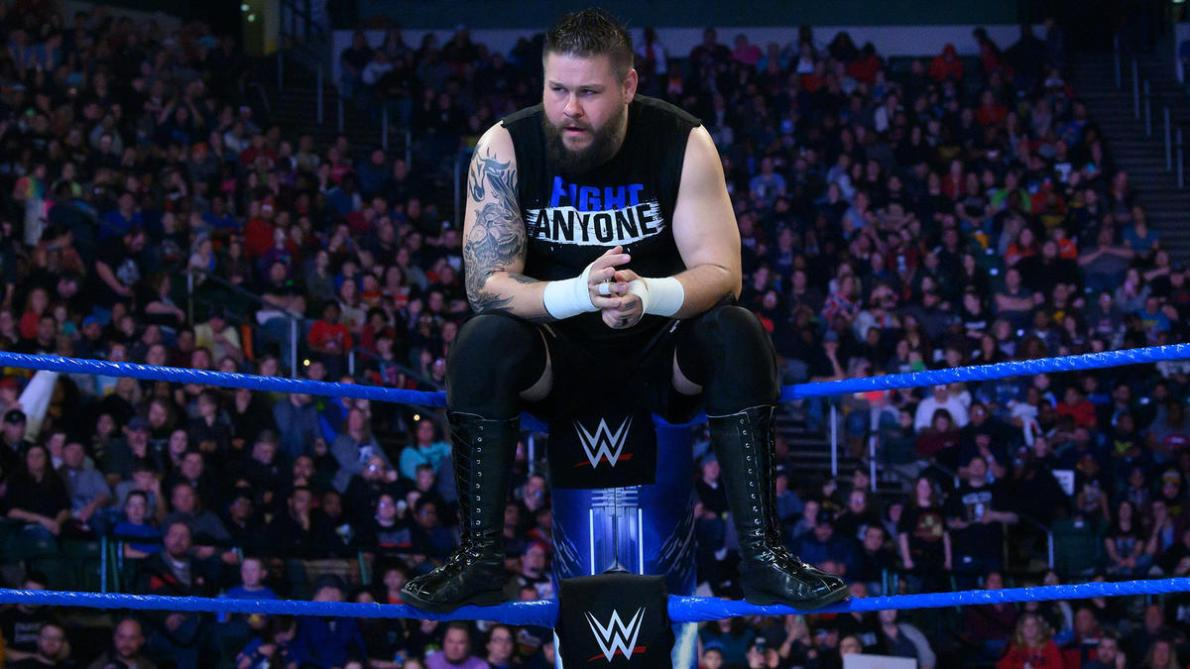 Kevin Owens | WWE