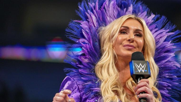 "Charlotte Flair to star in ""Walking Tall"" remake"