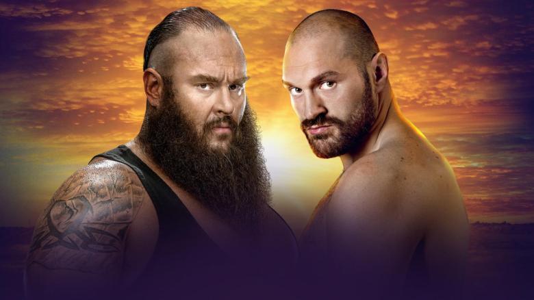 Image result for Braun Strowman & Tyson Fury