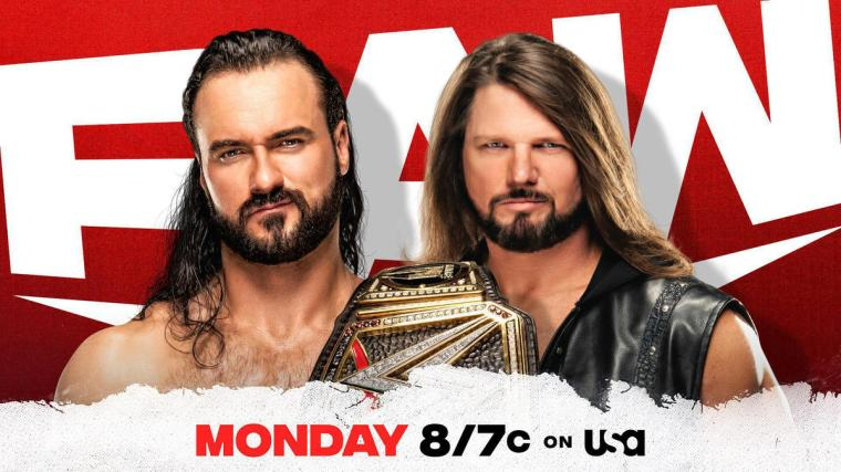 "AJ Styles brings ""The Nightmare before TLC"" to Raw"