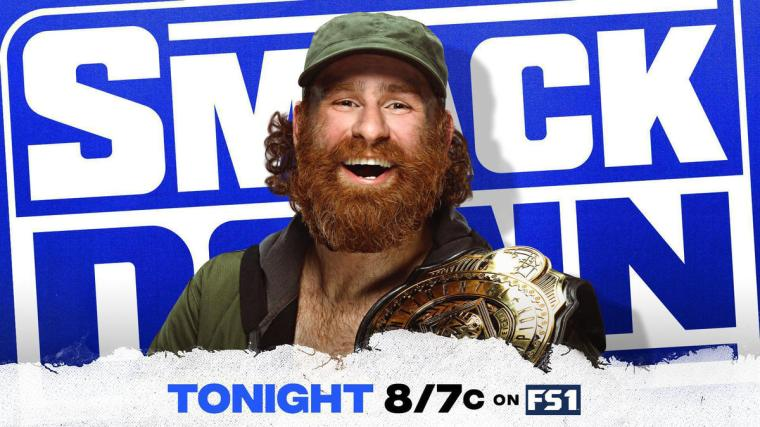 Don't miss The First Annual Sami Awards on SmackDown
