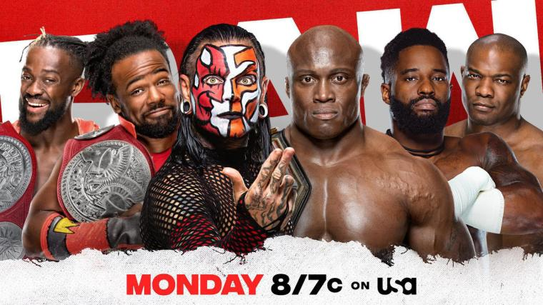 The New Day & Jeff Hardy set to take on The Hurt Business