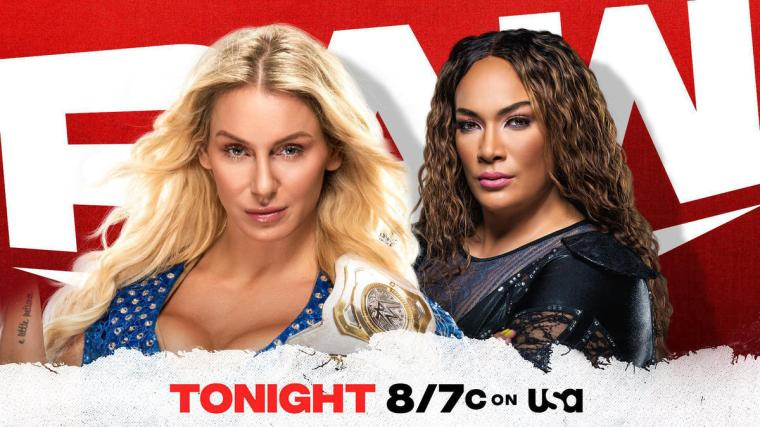 Charlotte Flair and Nia Jax set for huge red brand showdown