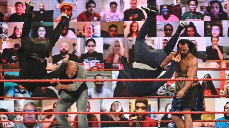 Monday Night Raw results: Jan. 25, 2021