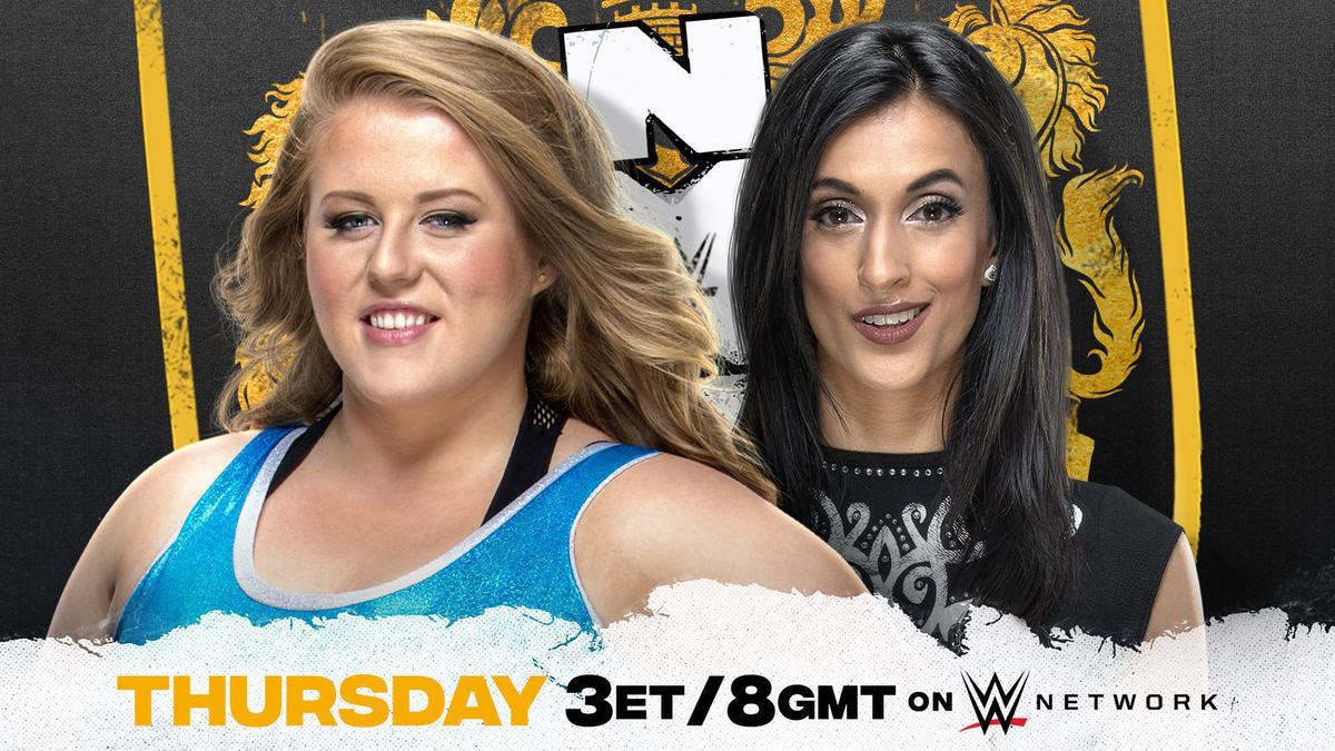 Piper Niven clashes with Jinny for title opportunity today on NXT UK